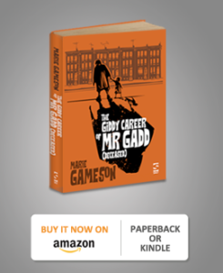 Mr Gadd book Amazon paperback or kindle